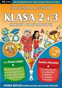 Ćwiczenia dla uczniów - klasa 2 i 3 szkoły podstawowej