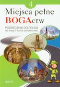 Miejsca pełne BOGActw : podręcznik do religii dla klasy IV szkoły podstawowej - zdjęcie 1