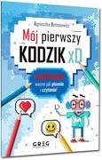 9788375179743 Mój pierwszy kodzik xD Antosiewicz Agnieszka