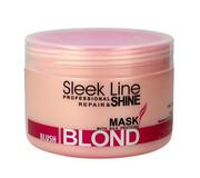 Stapiz Sleek Line Blond Blush Maska Do Włosów 250ml