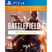 Gra Battlefield 1 Rewolucja PS4 - zdjęcie 1
