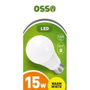 Żarówka LED OSSO A60 15W E27 WW