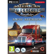 Produkt z outletu: Dodatek do gry American Truck Simulator: New Mexico