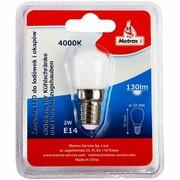 Żarówka LED METROX do okapów/lodówek E14 220/240V 2W
