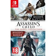 Gra Nintendo Switch Assassin's Creed: The Rebel Collection