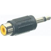 Adapter VIVANCO Jack 3.5 mm - RCA