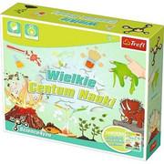 Produkt z outletu: Zabawka naukowa TREFL Wielkie centrum nauki zestaw XL S4Y 60709