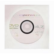 Produkt z outletu: Płyta ESPERANZA DVD-R Media Markt