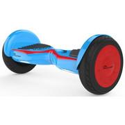 Elektryczna deskorolka SKYMASTER Wheels 11 Dual Smart Niebiesko-czerwony