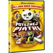 Produkt z outletu: Kung Fu Panda: Sekrety Potężnej Piątki (DVD) Media Markt