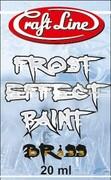 Frost Effect Paint 20ml (brass) - Farba
