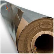 Folia aluminiowa na papierowym podkładzie - do izolacji sauny Folia aluminiowa na papierowym podkładzie - do izolacji sauny inni