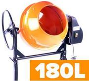 HECHT 2185 BETONIARKA BETONIARKI MIESZALNIK MIESZARKA 180 Litrów - OFICJALNY DYSTRYBUTOR - AUTORYZOWANY DEALER HECHT EWIMAX