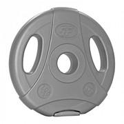 Obciążenie bitumiczne 1,25 kg 29mm Platinum Fitness