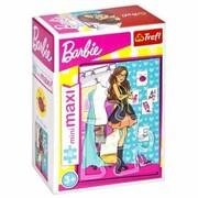 TREFL Puzzle miniMaxi 20 el. Barbie, Projektantka mody (21061) TREFL