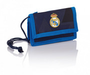 Portfelik saszetka na szyję Real Madryt (504018003) Astra