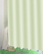 Zasłona prysznicowa Bisk PEVA UNI 03503