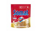 SOMAT Tabletki do zmywarki GOLD DOY 36 szt Tabletki do zmywarki GOLD DOY 36 szt SOMAT
