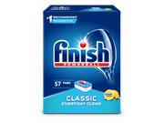 FINISH Tabletki Classic 57 cytrynowe Tabletki Classic 57 cytrynowe FINISH