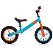 Rowerek biegowy Meteor blue/orange