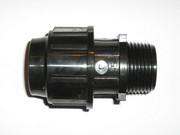 Adapter Złącze do rur PE Gwint Zewnętrzny 1' x GZ 25