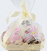 Twoje domowe spa- Zestaw kosmetyków naturalnych Zestaw kosmetyków do kąpieli Kwiat Lotosu