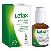 Lefax na wzdęcia, płyn w pompce 50 ml