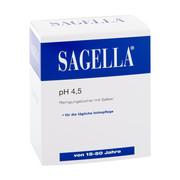 Sagella pH 4,5 chusteczki do higieny intymnej 10 szt.
