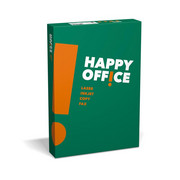 Papier Xero Igepa HAPPY OFFICE 80752A80 (A4; 80g/m2; 500 szt.; Matowy) - 1 ryza.