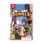 Worms Rumble NSwitch