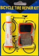 Łatki do dętek opon roweru zestaw naprawczy