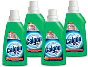 Calgon Hygiene Plus Żel odkamieniacz 4x 750ml