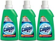 Calgon Hygiene Plus Żel odkamieniacz 3x 750ml