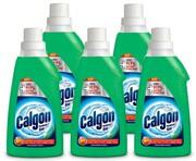 Calgon Hygiene Plus Żel odkamieniacz 5x 750ml