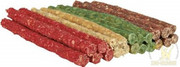 Hilton Patyczki kolorowe - przysmak dla psa 125x9mm/100szt Hilton
