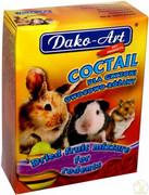 Dako-Art Coctail owocowo-różany 75g dla gryzoni Dako-Art