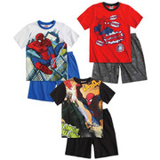 Spiderman - Piżama chłopięca, różne wzory