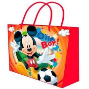 Mickey Mouse - Torebka na prezent, 32x26x10 cm