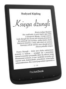 Czytnik E-BOOK PocketBook 628 Touch Lux 5 BLACK E-book reader CZARNY TouchLux PocketBook