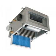 MPA 800 W A13 Centrala wentylacyjna nawiewna z nagrzewnicą wodną Centrala wentylacyjna z automatyką i możliwością przymocowania do sufitu VENTS - AHU