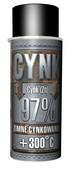 Cynk żaroodporny w sprayu (400ml) (300C) Cynk żaroodporny spray Hansa