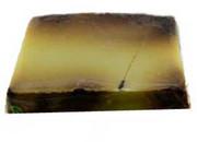 Mydło herbaciane z trawą cytrynową Mydło glicerynowe Kwiat Lotosu