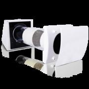 Rekuperator ścienny HRU-WALL 100-25 Aparat grzewczo-wentylacyjny Alnor