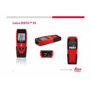Dalmierz laserowy Leica DISTO D1 LEICA
