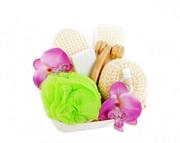Zestaw SPA do kąpieli i masażu Kwiat Lotosu