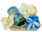 Zestaw upominkowy Algi Morskie Zestaw kosmetyków z algami morskimi Kwiat Lotosu