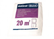 Folia malarska ochronna 20m2 cienka 7 mikronów