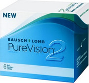 Soczewki Pure Vision 2 HD 1szt