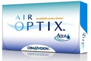 Soczewki kontaktowe Ciba Vision - AIR OPTIX Aqua (3 soczewki)