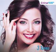 ColourVue 3 Tones - 2 sztuki MaxVue Vision